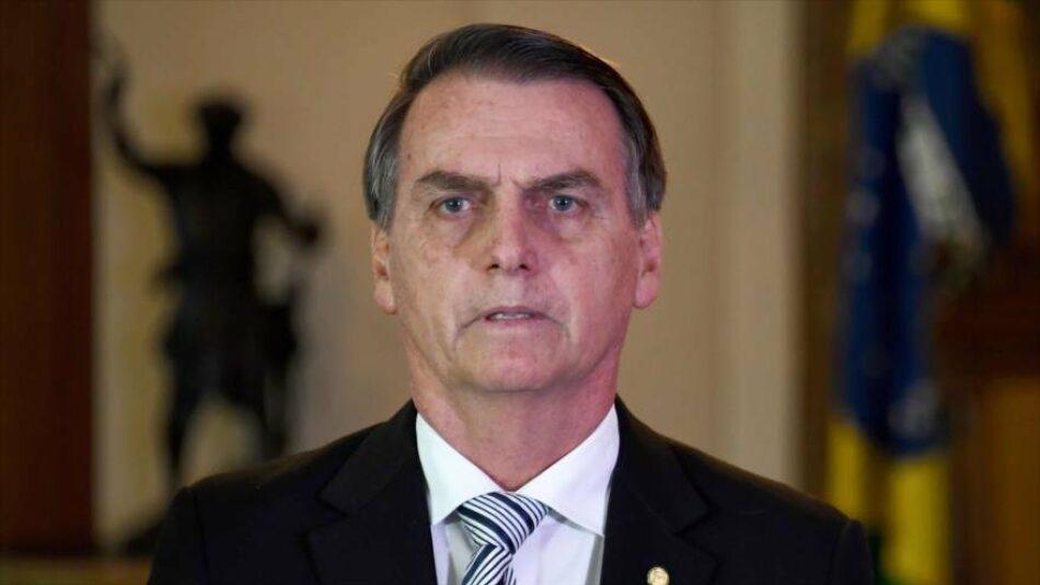 Bolsonaro retira su promesa sobre Al-Quds por posibles represalias
