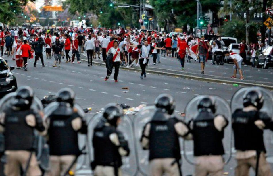 Argentina. Aguantar los trapos