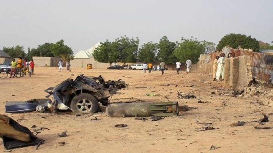 Unos 40 soldados muertos en ataques de Boko Haram en Nigeria