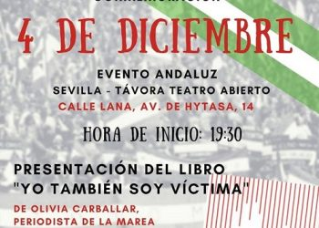 La familia García Caparrós organiza el 4D un acto en Sevilla con víctimas de la Transición tras 40 años de la Constitución