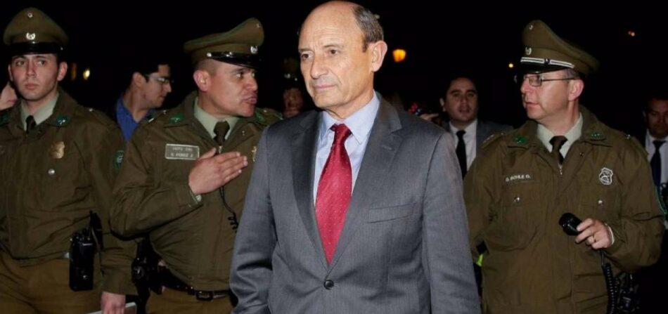 La justicia chilena condena al general Cheyre por encubrir crímenes durante la dictadura