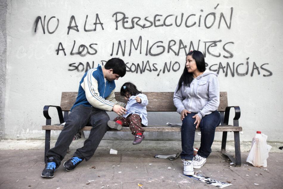 Las redadas racistas en el barrio de El Carmen en Murcia desatan condenas a la delegación del gobierno