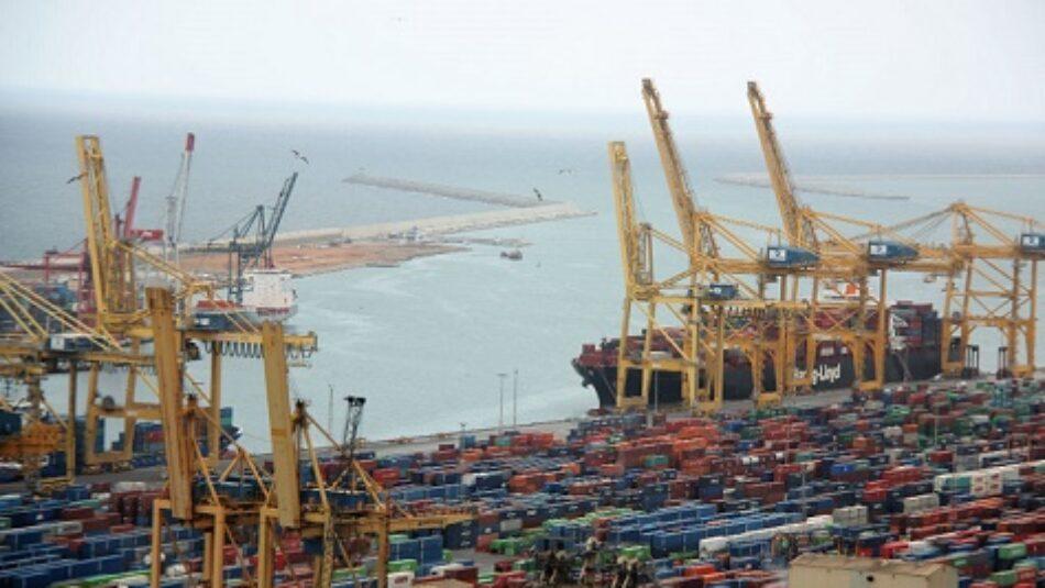 CGT convoca vaga indefinida al port d'inflamables de Barcelona
