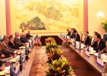 Díaz-Canel: Visita a China es de continuidad de los lazos bilaterales