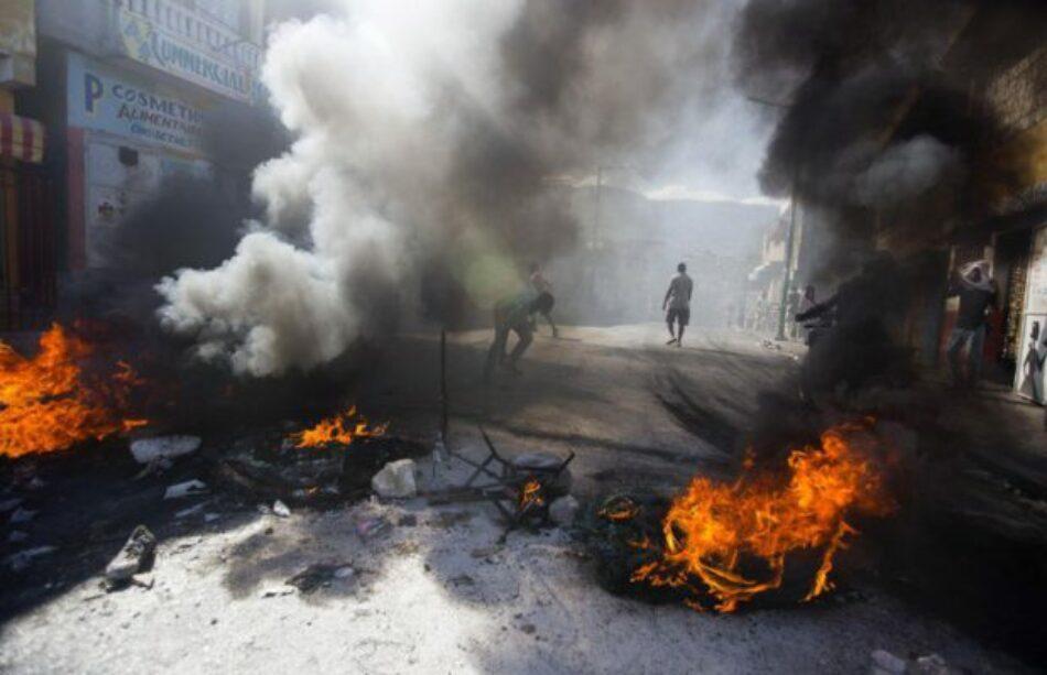 Sube a 11 cifra de muertos en protestas de Haití