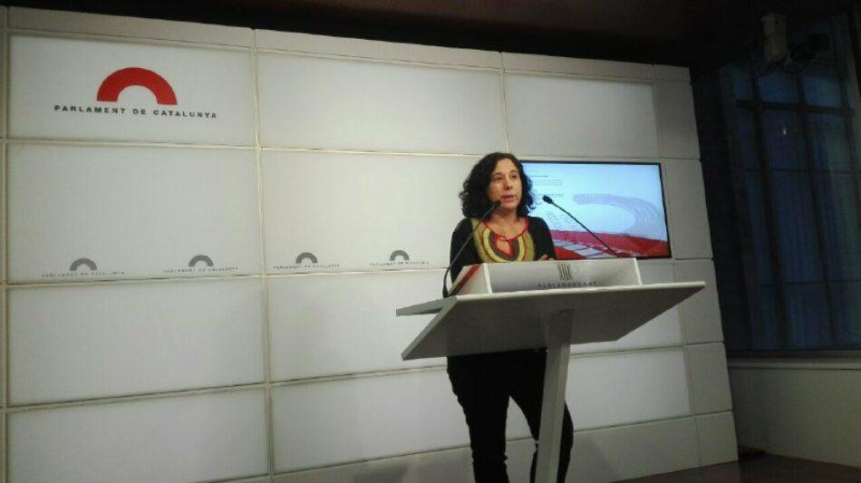 """Segovia a Torra: """"En què beneficia a la ciutadania de Catalunya que es prorroguin els pressupostos de l'austeritat i les retallades del PP i Ciutadans?"""""""