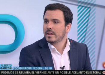 Alberto Garzón apunta que la renuncia de Marchena a presidir el CGPJ va ligada a la filtración de los wasap del hombre de Casado en el Senado sobre que el PP controla 'desde atrás' el Supremo