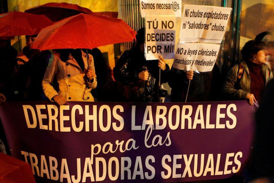 """La Audiencia Nacional declara la nulidad de los Estatutos del Sindicato de Trabajadoras Sexuales """"OTRAS"""""""