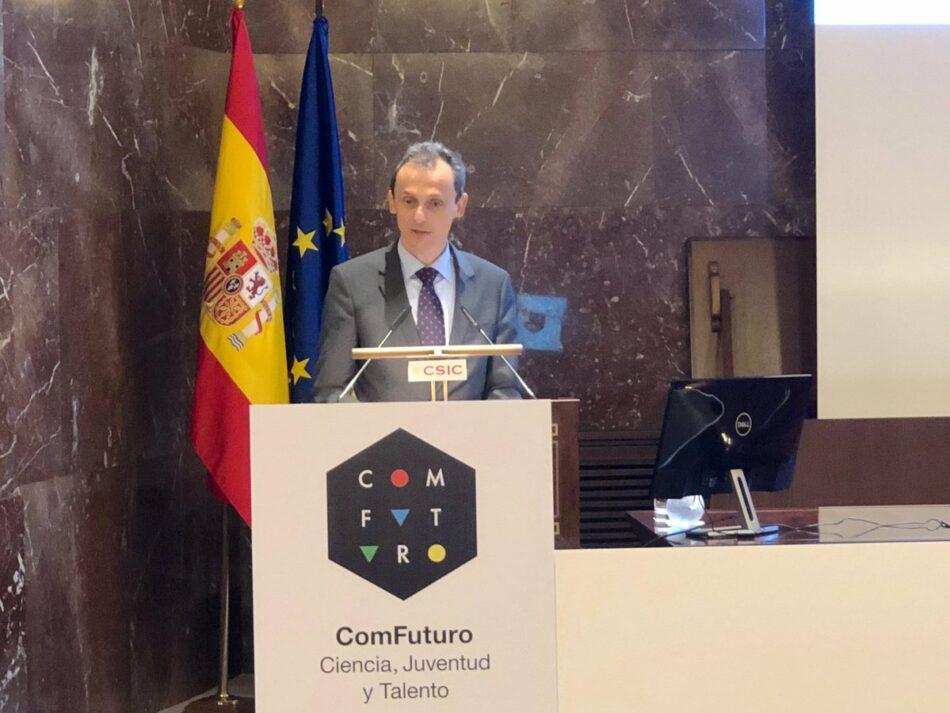 IU pregunta a Pedro Duque cómo piensa el Gobierno fomentar el retorno y la integración del personal investigador en el exterior