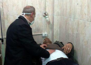 Un ataque terrorista con gas cloro en Alepo deja 107 civiles heridos