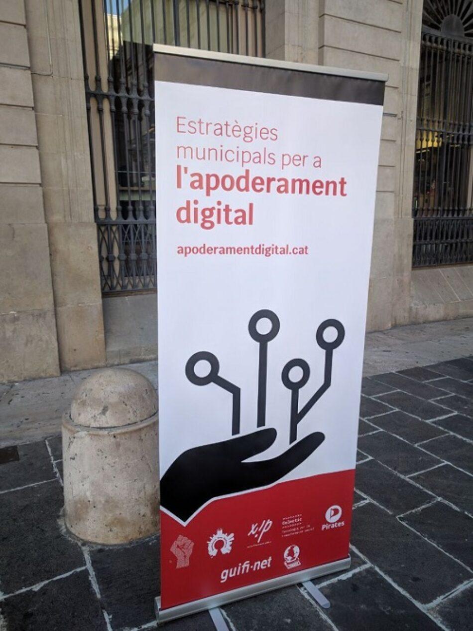 L'apoderament digital pica a la porta dels ajuntaments