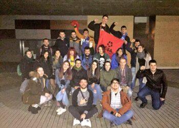 El Colectivo Estudiantil Alternativo (CEA) promoverá una consulta republicana en la Universidad de Salamanca con el resto de colectivos interesados