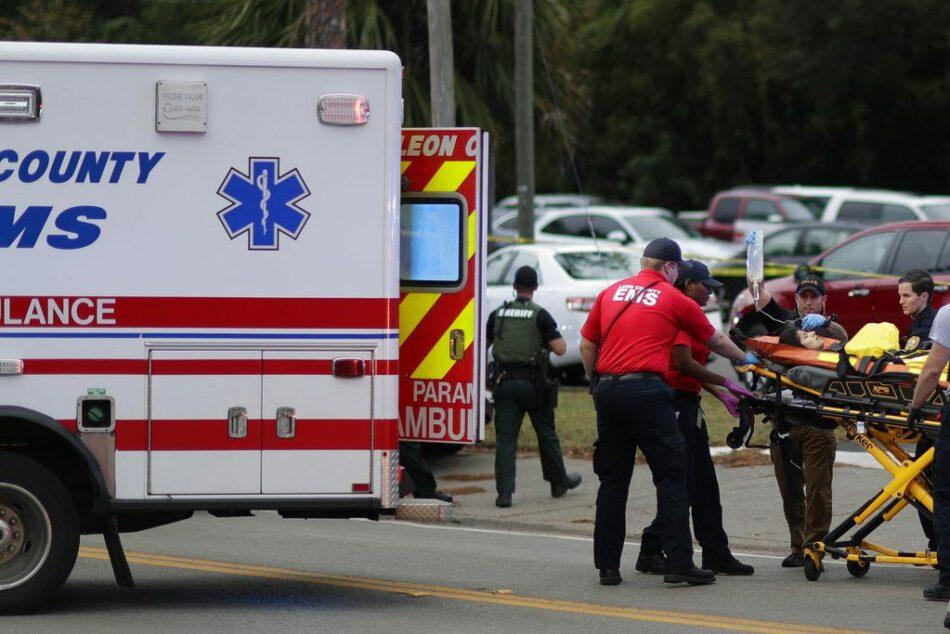 Un tiroteo en Florida se salda con al menos 3 muertos