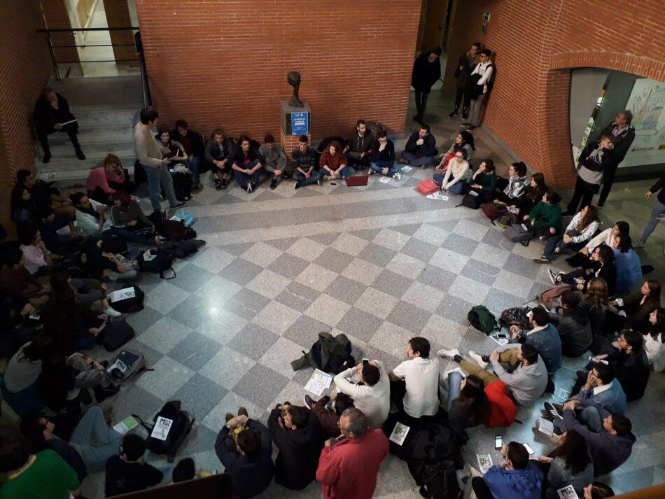 Se concretan en asamblea los detalles de la consulta popular Monarquía/República el próximo 4 de diciembre en la Universidad Carlos III