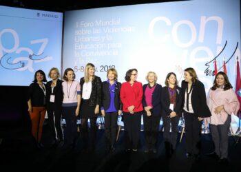 El II Foro sobre Violencias Urbanas cierra en Madrid con el compromiso de una agenda de ciudades de convivencia y paz