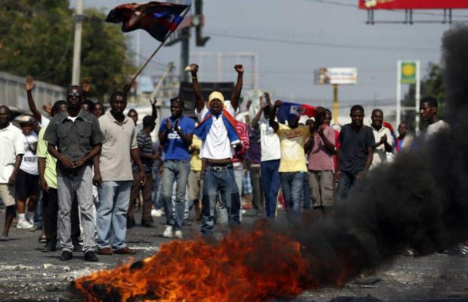 """Haití. Chavannes Jean Baptiste: """"¿Cuántos muertos más nos va a dejar el régimen de Jovenel?"""". Propuestas de salida a la actual crisis"""