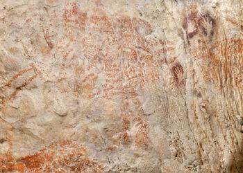 Hallado en Indonesia el testimonio de arte figurativo más antiguo del mundo