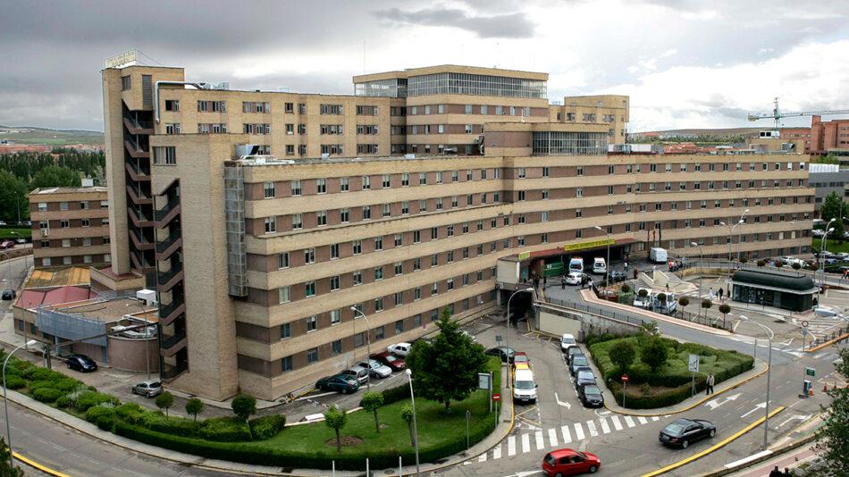La CGT manifiesta su oposición a la demolición del Hospital Clínico Virgen de la Vega en Salamanca