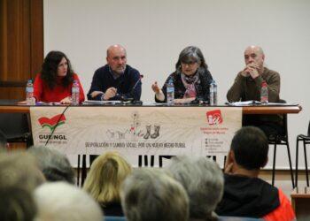 IU-Verdes llevará a las instituciones una batería de propuestas para paliar los efectos de la despoblación rural en las pedanías de Carava, Lorca y Moratalla (Murcia)