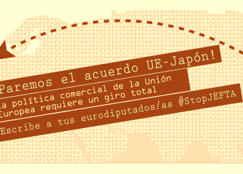 CGT exigirá a las eurodiputadas que voten en contra del acuerdo comercial entre la UE y Japón