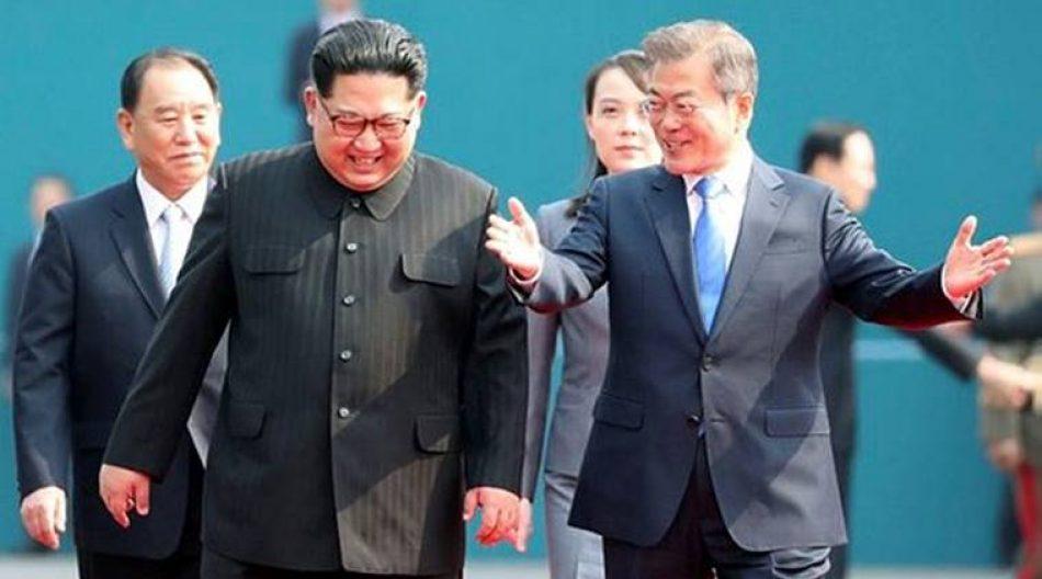 El presidente sudcoreano anuncia que Kim Jong-un visitará próximamente Seúl