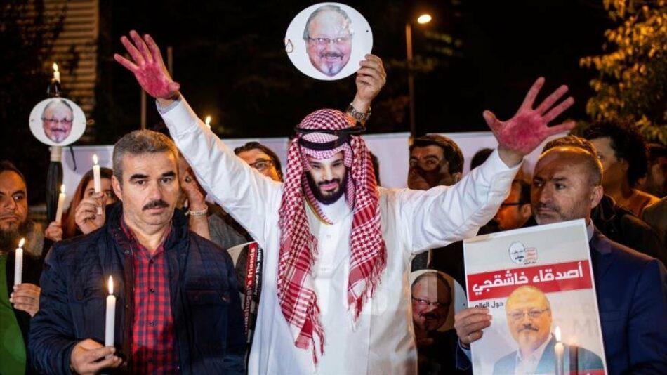 El príncipe heredero saudí Bin Salman se reúne con una delegación israelí