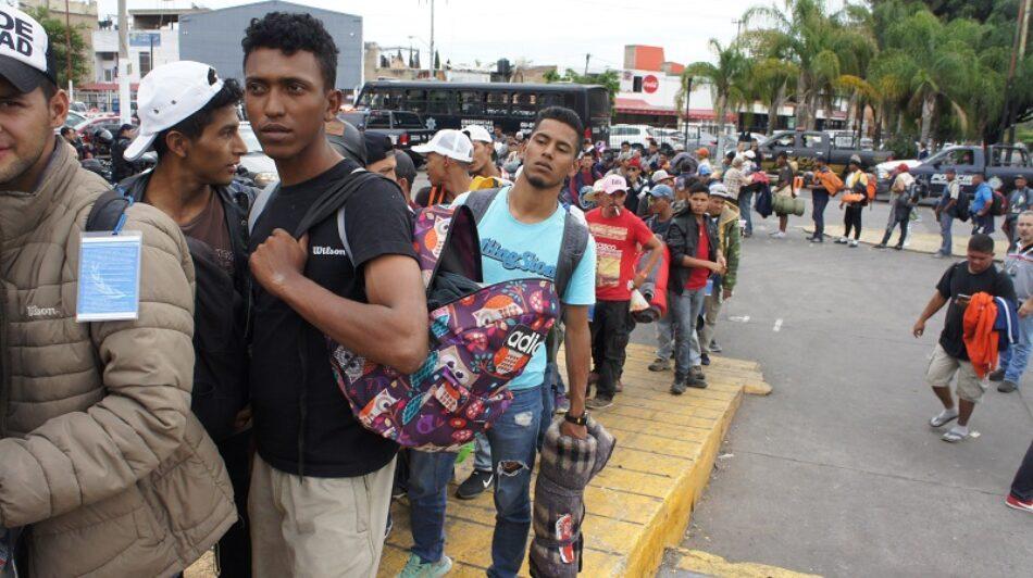 Trump declara la emergencia nacional para «detener la invasión de pandilleros y terroristas» centroamericanos