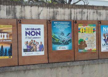 Nueva Caledonia decide si se independiza de Francia mediante referendum