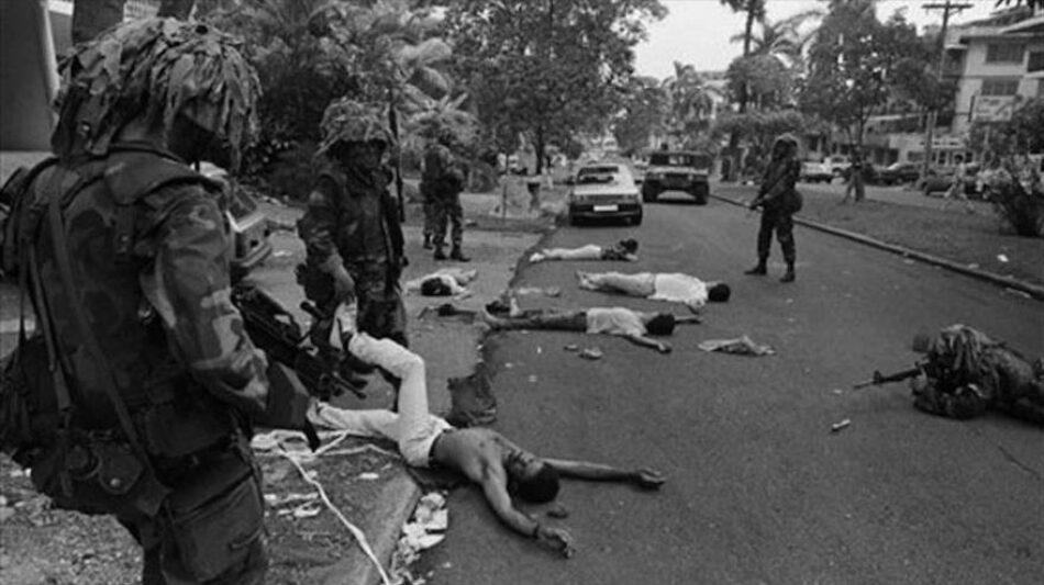 La CIDH condena EEUU por la invasión de Panamá