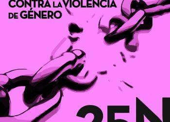 """El PCE de León se suma a las movilizaciones de este 25 de Noviembre con el lema """"Caminando hacia la huelga Feminista del 8 de marzo de2019"""""""