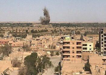 Denuncian ataques con bombas de racimo en Deir Ezzor, Siria