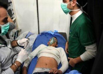 Terroristas de Al-Nusra llevan misiles con gas cloro a Siria