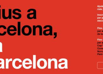Barcelona en Comú activa el procés per a la confecció i elecció de la candidatura electoral de 2019
