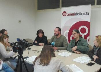 Los Comunes denuncian la vinculación de la empresa promotora de Torre Salses con paraísos fiscales