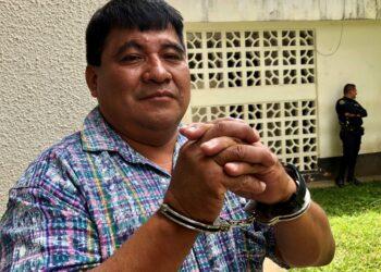 El líder indígena Bernardo Caal podría ser condenado a 14 años de cárcel por defender un río en Guatemala