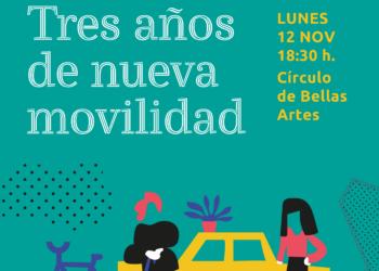 Los ayuntamientos de Madrid, Zaragoza y Barcelona debatirán experiencias: «Tres años de nueva movilidad»