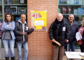 """Las asociaciones vecinales del distrido de Usera en Madrid lanzan una campaña por un distrito """"diverso, tolerante"""" y con """"futuro"""""""