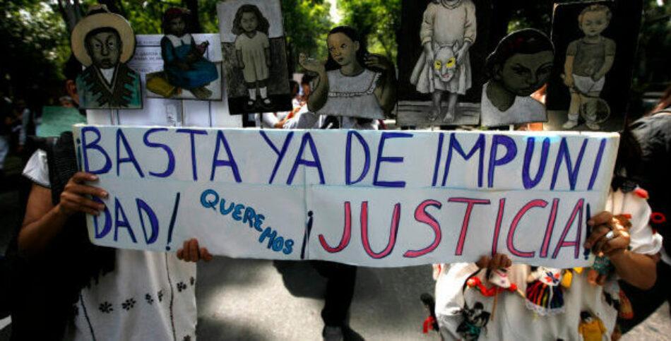 """México. CIDH señala problemática de """"impunidad, encubrimiento y cohecho"""" que involucra al Estado"""