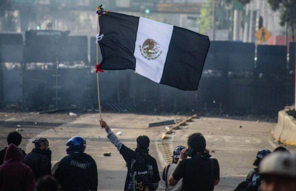 """México. Informe destaca que gobierno de Peña Nieto fue """"brutal"""" para la protesta social"""