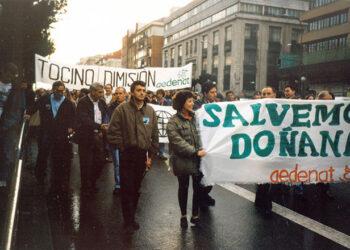 Ecologistas en Acción celebra sus 20 años de movilización y lucha por el medio ambiente