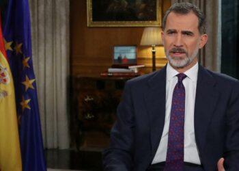 """En Marea considera o discurso do rei """"afastado da realidade, insensible cos problemas da xente e alleo ás inquietudes da sociedade galega"""""""
