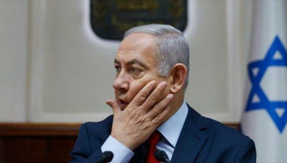 Netanyahu llama a Hamas a no intensificar tensiones durante las próximas elecciones israelíes