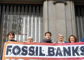 Las nuevas políticas del Banco Santander respecto al carbón siguen siendo insuficientes