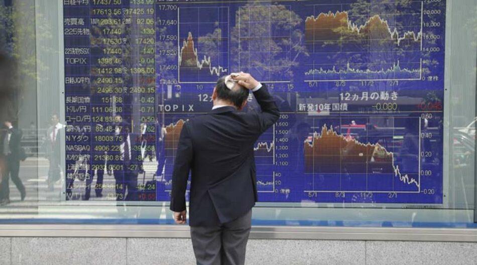 Desplome de las bolsas de Estados Unidos y Asia tras el arresto de la directora financiera de Huawei