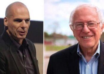Sanders y Varoufakis presentan su Internacional Progresista