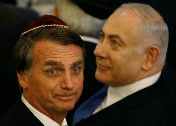 Jair Bolsonaro anuncia asociación estratégica con Israel