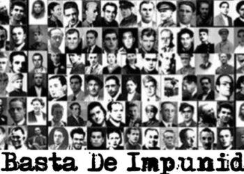 40 Años de Constitución, 40 años de Impunidad