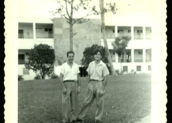 Historia y foto inedita de Ernesto Guevara en Miami