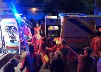 Una estampida humana deja seis muertos y decenas de heridos en Italia