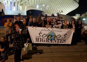 Las plataformas Somos Migrantes y Redes Interculturales de Sevilla convocan una Manifestación festiva y reivindicativa por el Día Internacional de las Personas Migrantes